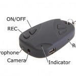 808 keychain spy camera